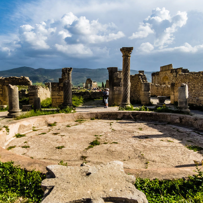Day trip Fez to Meknes via Volubilis