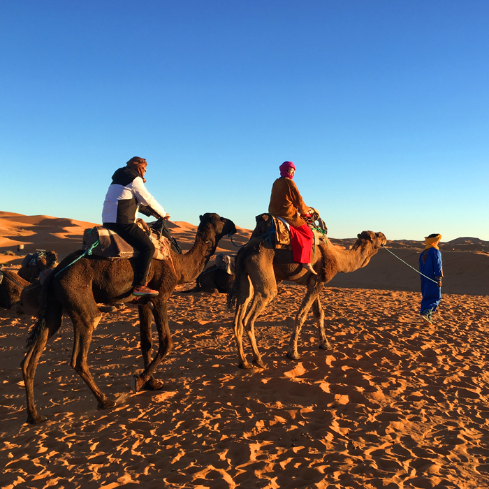 3 Days Trip to Marrakech from Fez via Sahara