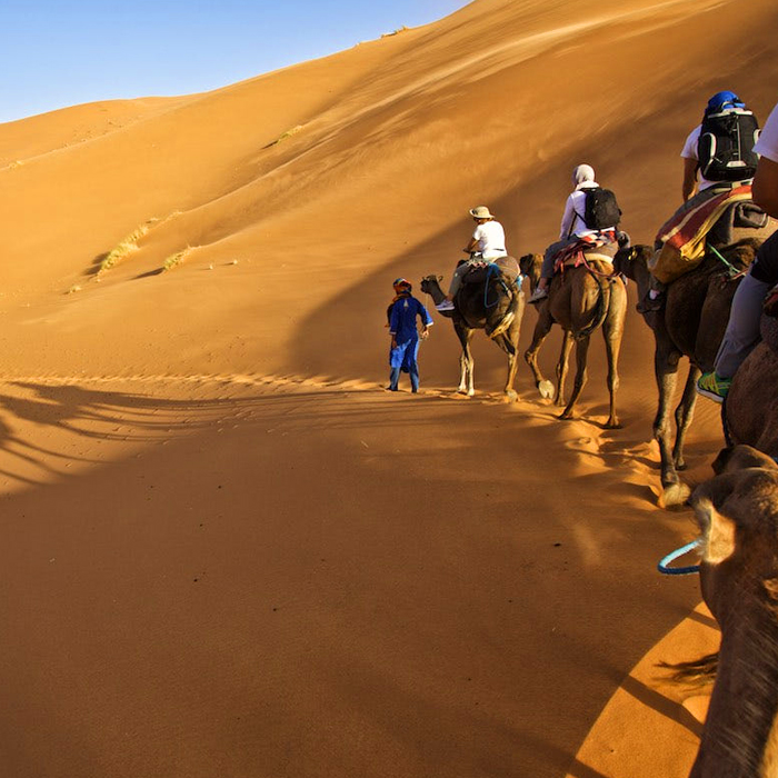 4 Days Tour Fez to Marrakech via Desert